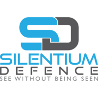 Silentium Defence Stacked Logo