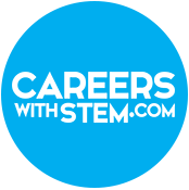Careers with STEM Logo