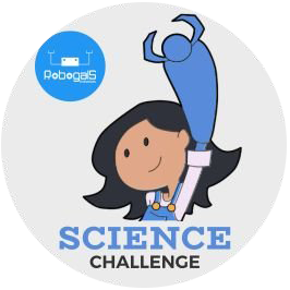 Robogals Science Challenge Logo